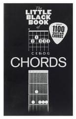 MS The Little Black Book Of Chords Noty pre gitaru