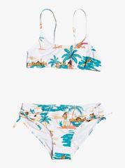 Roxy dívčí dvoudílné plavky Lv Waim Brl St