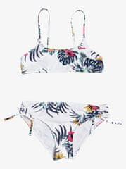 Roxy dívčí dvoudílné plavky Lv Waim Tr Br S