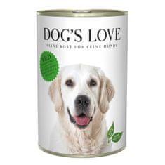 Dog's Love konzerva Adult Classic zvěřina 400 g