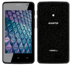 Aligator smartfon S4090 Duo, 1GB/8GB, Black