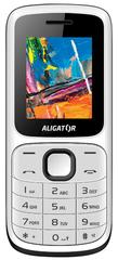 Aligator D210, White/black