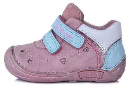 D D step Lány barefoot cipő 018 43, 20, rózsaszín