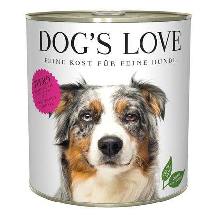 Dog's Love hrana za pse Adult Classic konjsko meso, 800 g
