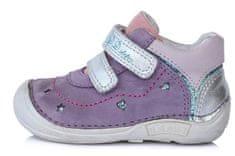 D-D-step Dívčí barefoot obuv 018-43A