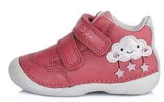 D-D-step całoroczne buty dziewczęce 015-193B
