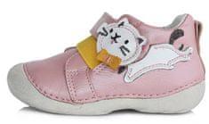 D-D-step całoroczne buty dziewczęce 015-195B