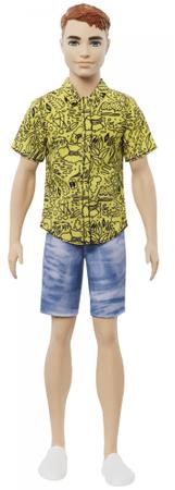 Mattel lutka Barbie model Ken 139, rdečelasec