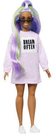 "Mattel Barbie Manekenka 136 – obleka ""dream often"""