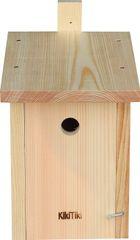 KikiTiki STAVEBNICE - BASIC Ø 28 mm - ptačí budka