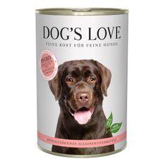 Dog's Love konzerva Hypoallergenic koňské 400 g