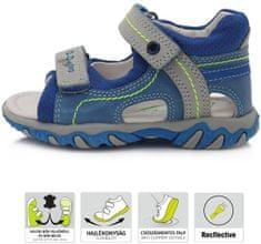 D-D-step sandały chłopięce AC625-232