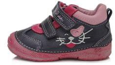 D-D-step Egész éves lány cipő 038-266