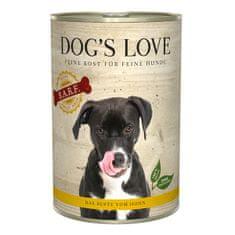 Dog's Love konzerva B.A.R.F. kuře 400 g