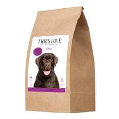 Dog's Love granule Adult jehněčí 2 kg