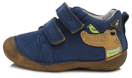 D-D-step buty chłopięce 015-194A 19 niebieski