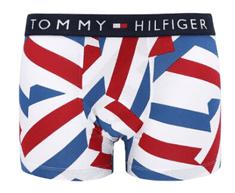Tommy Hilfiger moške spodnjice UM0UM01531 Trunk Scattered Stripes