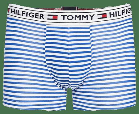 Tommy Hilfiger férfi boxeralsó UM0UM01559 Trunk Stripe, S, fehér