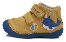 D-D-step całoroczne buty chłopięce 015-198A