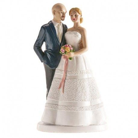 Dekora Svatební figurka na dort