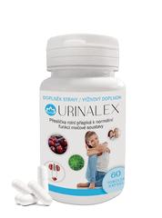 Novax Urinalex - pro vaši močovou soustavu s extra dávkou D-manózy a kanadskou brusinkou