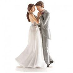 Dekora Svatební figurka na dort první tanec