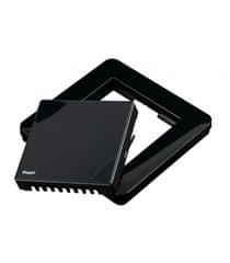 Heatit Černý rámeček pro termostaty HEAT (heat Z-TRM2 BLACK KIT)
