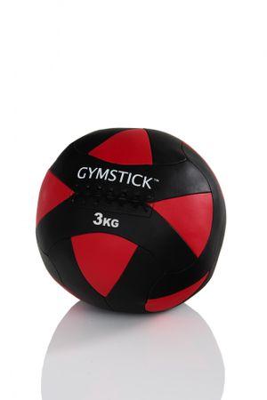 Gymstick Wall Ball teška lopta, 3 kg