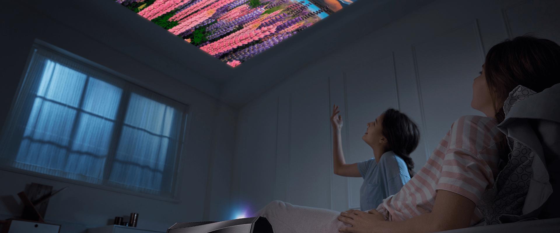 Projektor Acer C250i (MR.JRZ11.001) lehký 300 LED 100 palců