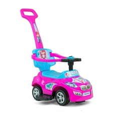 MILLY MALLY Detské vozítko 2v1 Milly Mally Happy pink-blue Modrá