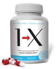 Novax  1-X - pro sexuální zdraví, plodnost, erekci a kvalitu spermií