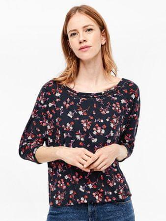 s.Oliver női póló 34, sötétkék