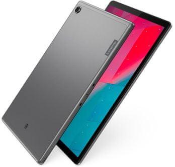 Tablet Lenovo Tab M10 Plus, ľahký, kompaktný, cestovný