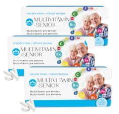 Novax 3x Multivitamin Senior (3x 20 tobolek)