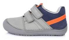 D-D-step Chlapecká barefoot obuv 063-293