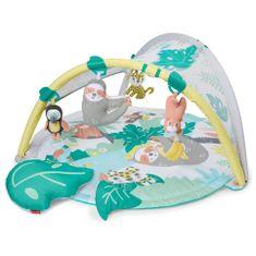 Skip hop Játszószőnyeg fehér zajjal, szívveréssel, Tropical Paradise 0m+