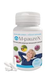 Novax  M-pauzeX - komfort během menopauzy