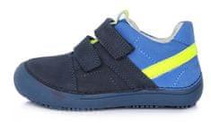 D-D-step Chlapecká barefoot obuv 063-293A