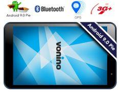 Vonino Pluri M8 2020 tablet računalo, Android 9.0 Pie, tamno siva