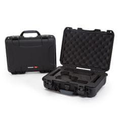 Nanuk Odolný kufr model 910 2UP Glock Pistol - černá