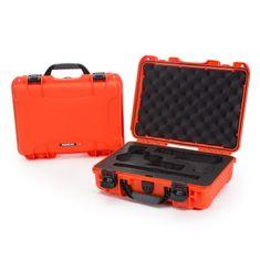 Nanuk Odolný kufr model 910 2UP Classic Pistol - oranžový