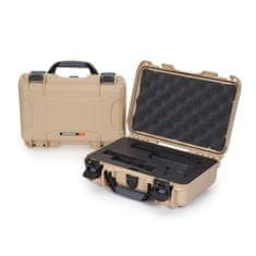 Nanuk Odolný kufr model 909 Glock Pistol - pískový