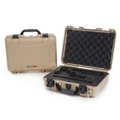 Nanuk Odolný kufr model 910 2UP Classic Pistol - pískový