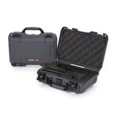 Nanuk Odolný kufr model 909 Classic Pistol - šedý