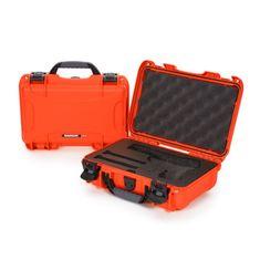 Nanuk Odolný kufr model 909 Classic Pistol - oranžový