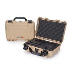Nanuk Odolný kufr model 909 Classic Pistol - pískový