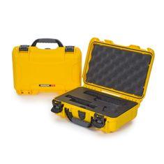 Nanuk Odolný kufr model 909 Glock Pistol - žlutý