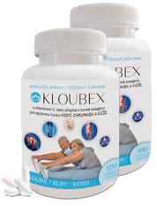 Novax Kloubex 120 + Kloubex 180 - pro vaše klouby, kosti, chrupavky