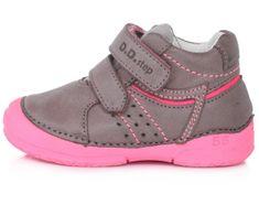 D-D-step Egész éves lány cipő 038-539A