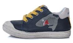 D-D-step Chlapecká jarní obuv 049-915C